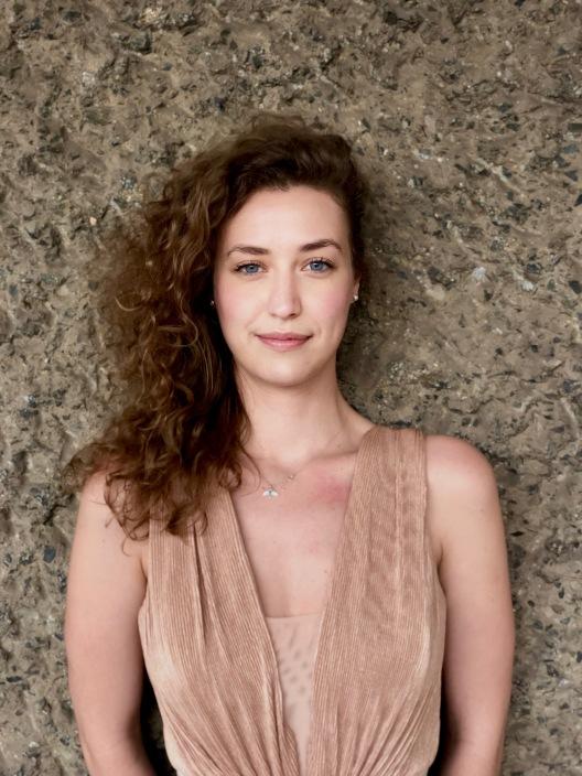 Charlotte Saluste-Bridoux pianist - Ljubica Stojanovic